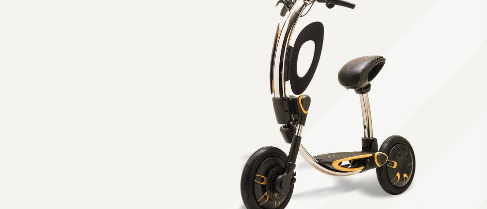INU's painfully expensive folding electric scooter hits preorder