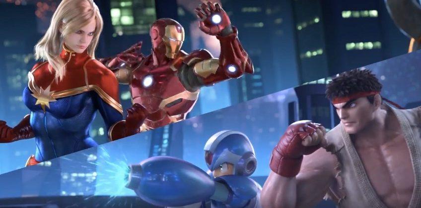 Marvel vs Capcom Infinite confirmed for 2017 on PS4, Xbox One, PC