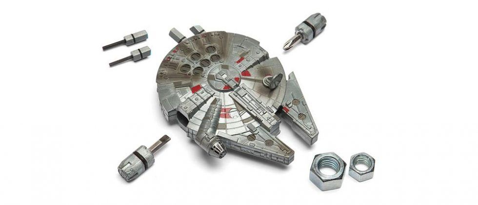 Millennium Falcon Multi-Tool Kit puts the Swiss Army knife to shame