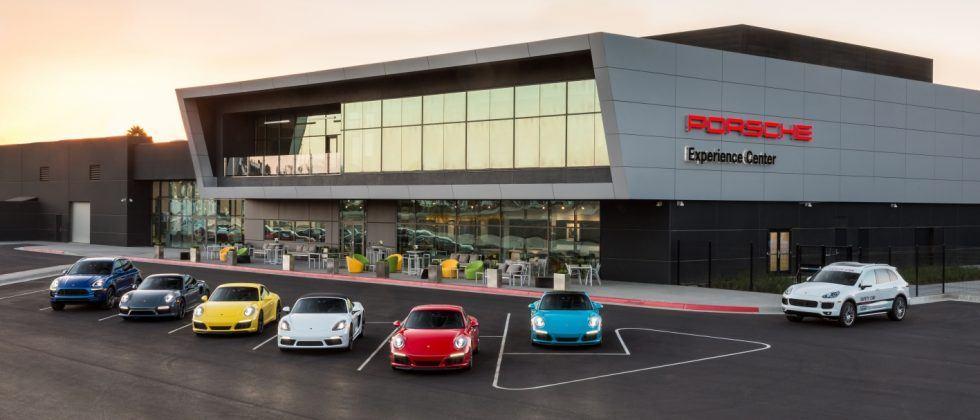 A day at Porsche Experience Center LA: Disney World for gearheads