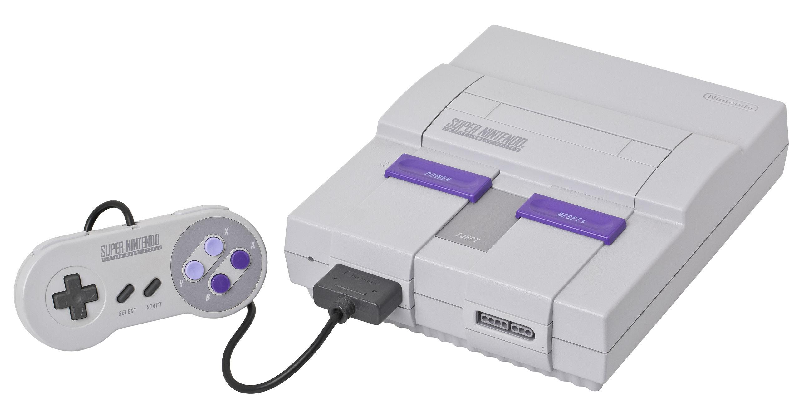 SNES Classic Edition teased with Famicon listing - SlashGear