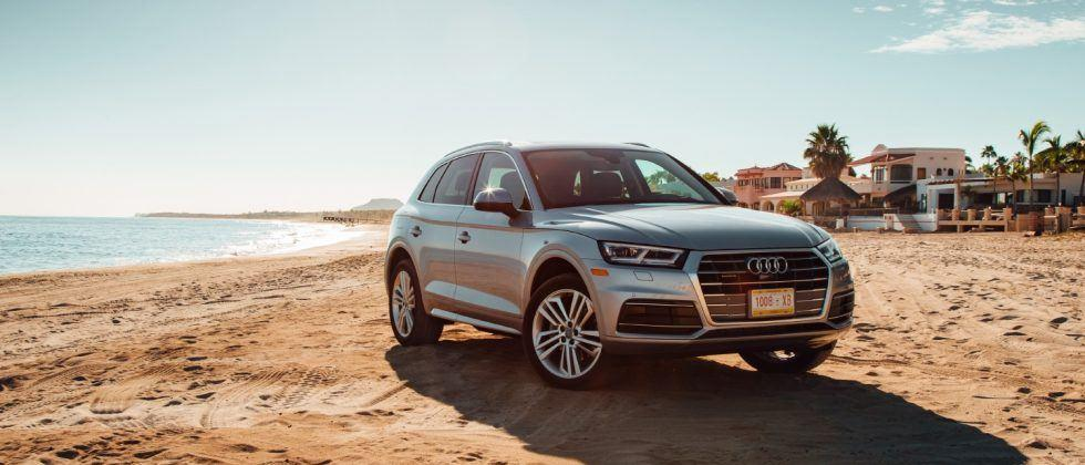 2018 Audi Q5 First Drive: Evolution in action