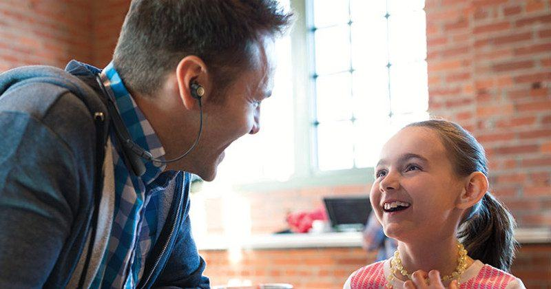 Bose Hearphones lets you hold conversations in noisy spots