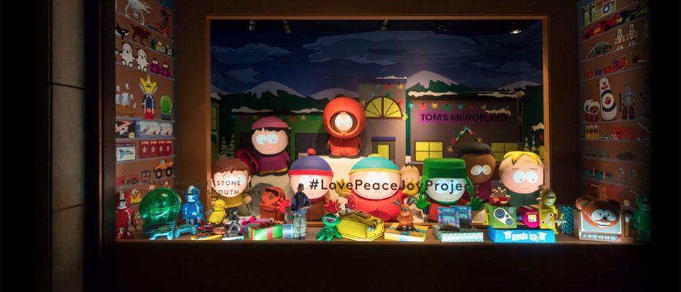 Google offers virtual tour of Manhattan Christmas store windows