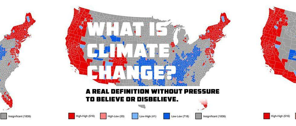 What is Climate Change? Defining the term without bias