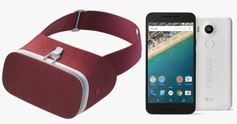 Daydream View with Nexus 5X possible with root, workarounds