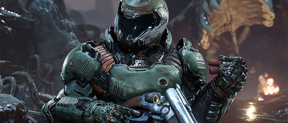 DOOM free update 5 adds Infernal Run multiplayer mode and bots