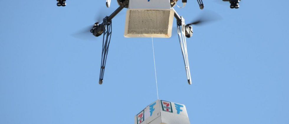 7-Eleven made 77 customer drone deliveries in 2016