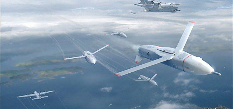 DARPA program seeks way to control drone 'swarms' from the ground