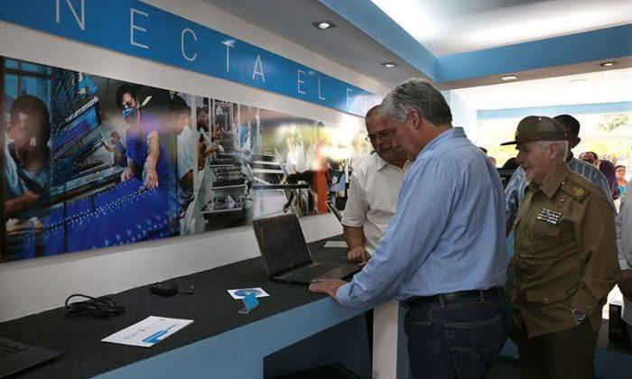 Cuba's first computer factory can make 120k tablets and laptops per year