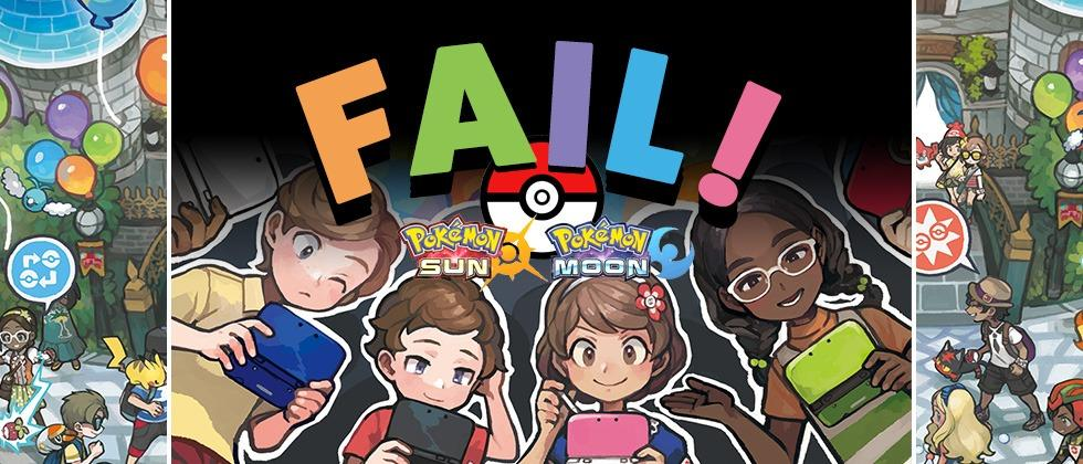 Pokemon Sun and Moon's first global event is shaping up to be a failure