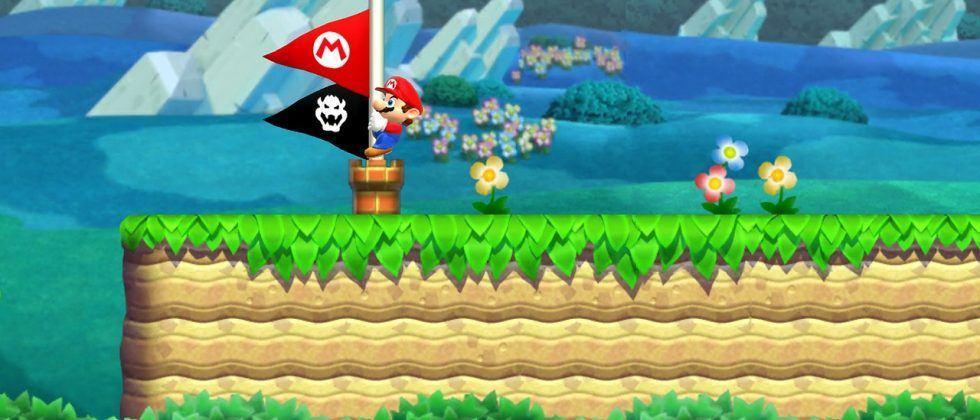 Super Mario Run gains new friendly run mode
