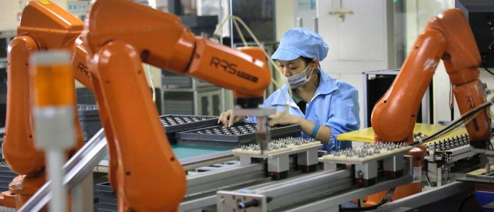 iPhone manufacturer Foxconn reveals plans to fully automate factories