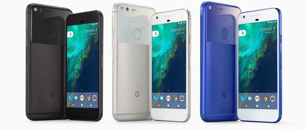 Pixel XL 32GB back in stock at Google Store