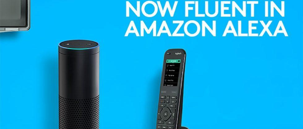 Logitech Harmony gains Amazon Alexa support