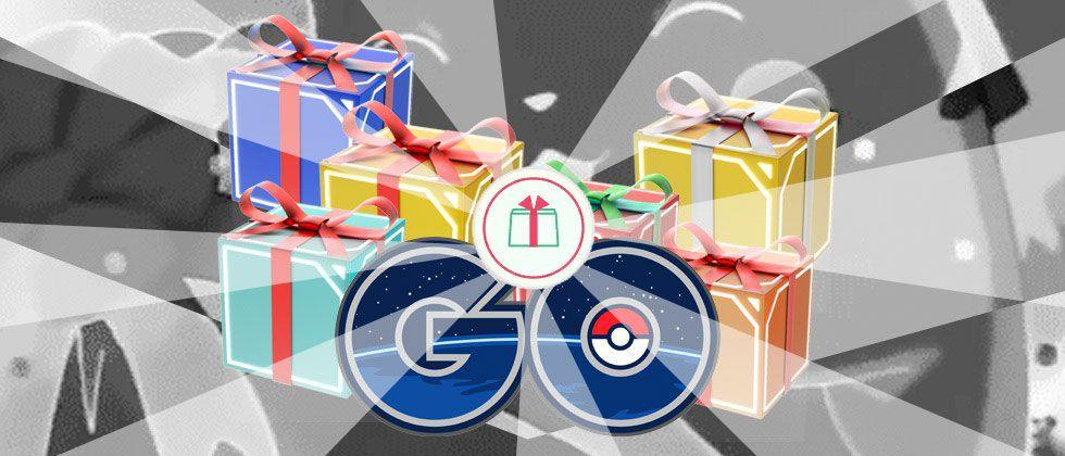 Pokemon GO Christmas Event update (plus Apple Watch bonus)