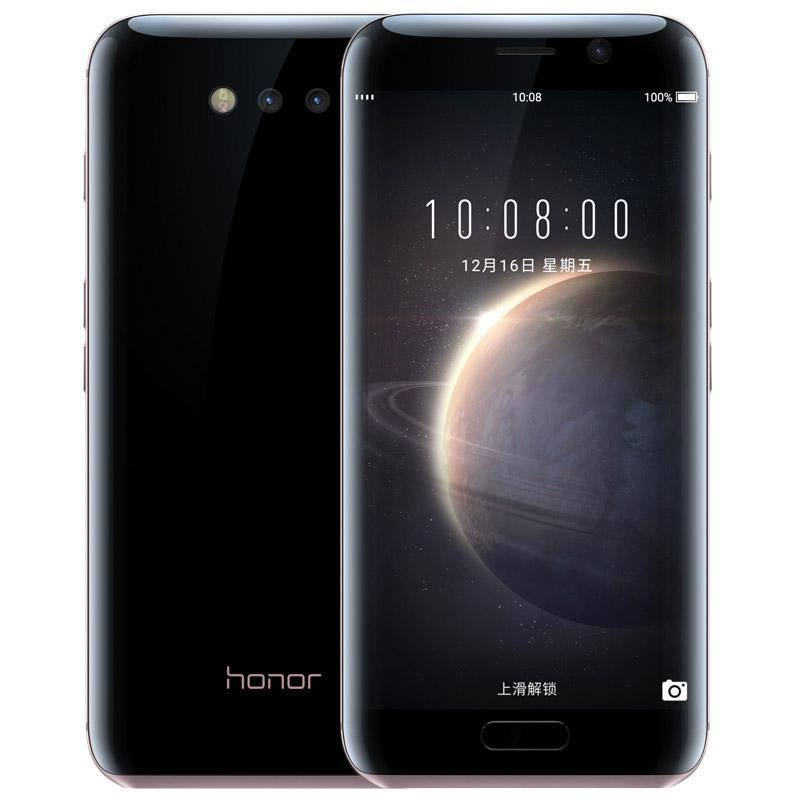 Honor Magic Launched With 5.09-inch WQHD AMOLED Dual Curve
