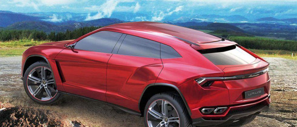 Lamborghini Urus SUV will be the only plug-in hybrid in the Raging Bull line