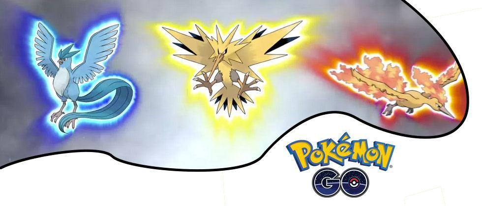 When the Pokemon GO Legendary Update will be released