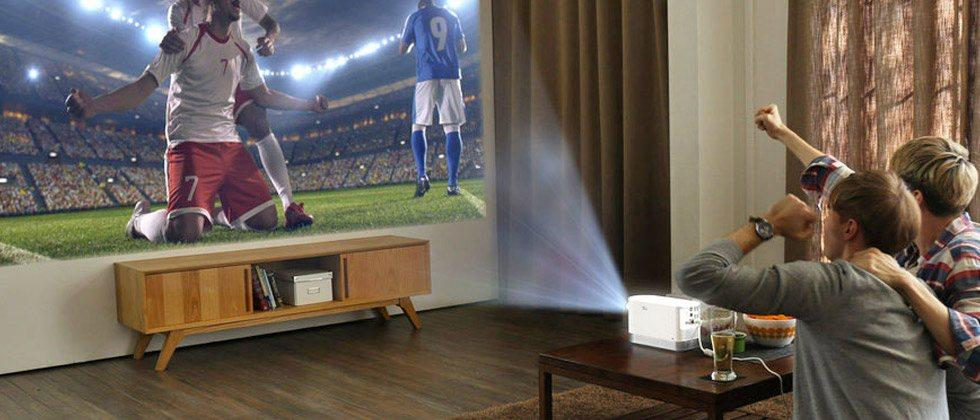 LG ProBeam is a radical portable projector with webOS onboard