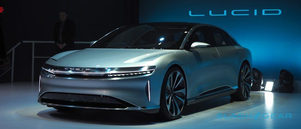 This is Lucid Air: a 1,000 HP electric Tesla-killer with 400 mile range