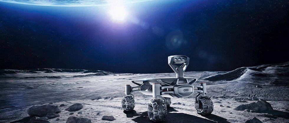Audi lunar quattro rover is ready for the moon