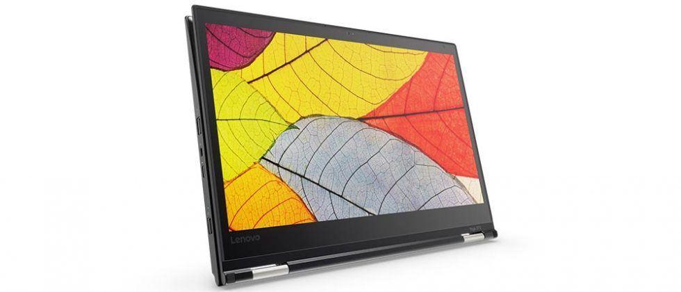 Lenovo ThinkPad Yoga 370 launches with Thunderbolt 3 and 360-degree hinge