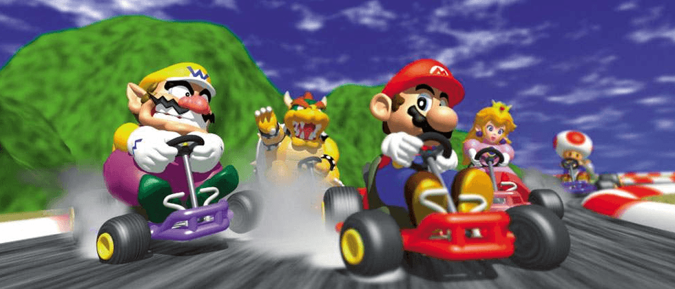 Mario Kart 64 finally comes to Wii U Virtual Console