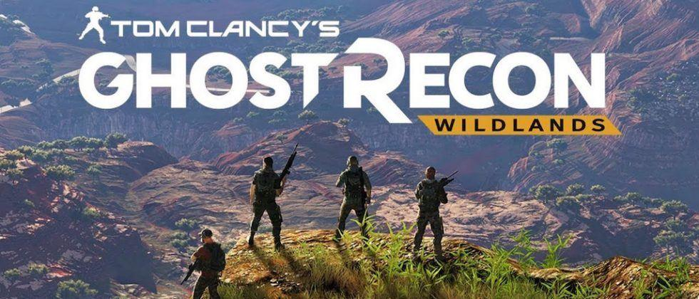 Ghost Recon: Wildlands' huge open-world map revealed by Ubisoft