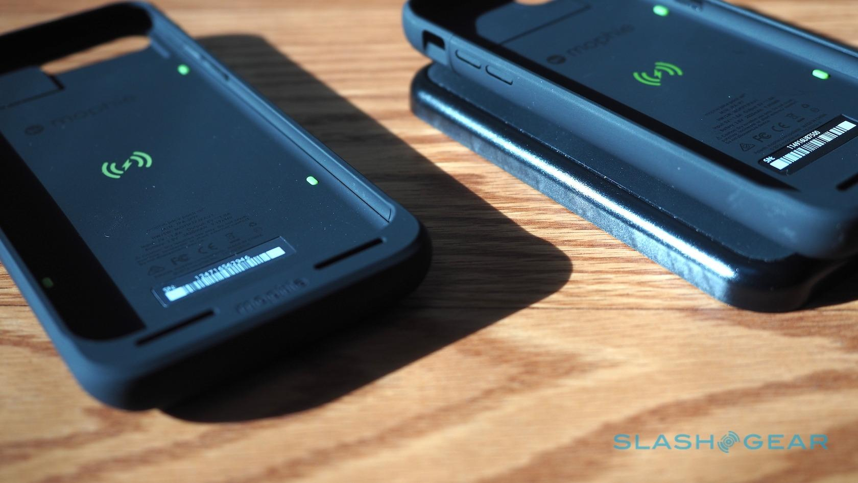 size 40 afcd7 18bcb Mophie Juice Pack Air for iPhone 7 hands-on: A battery case must ...