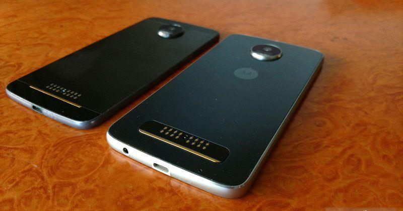 Moto Z's latest Moto Mods include a car mount and Mophie battery pack
