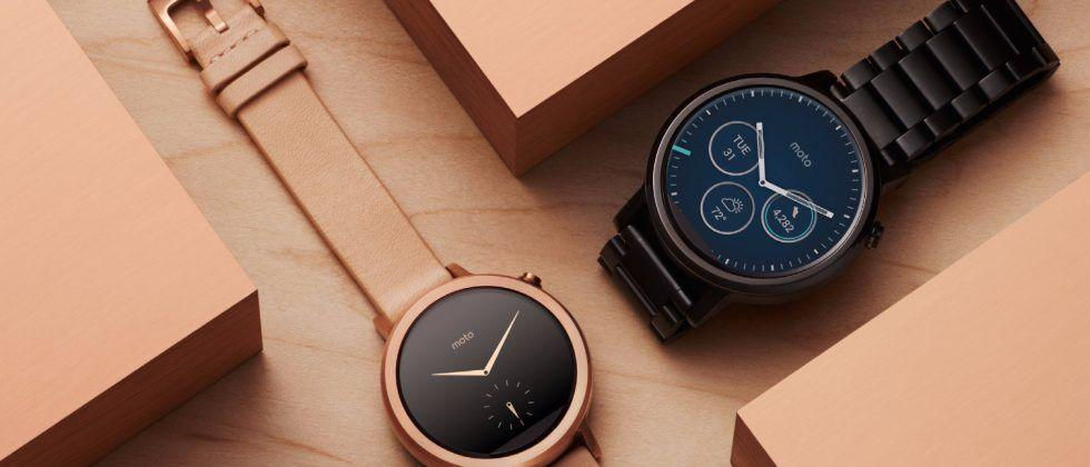 Motorola bows out of smartwatches