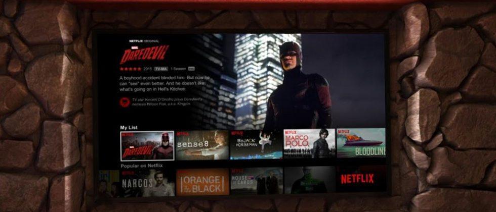 Netflix finally gets Google Daydream support