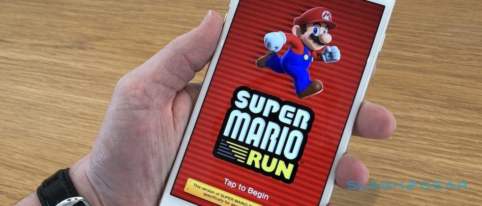 Super Mario Run tops 40 million downloads in just four days