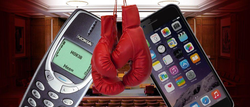 These Nokia patents are why Apple is getting sued