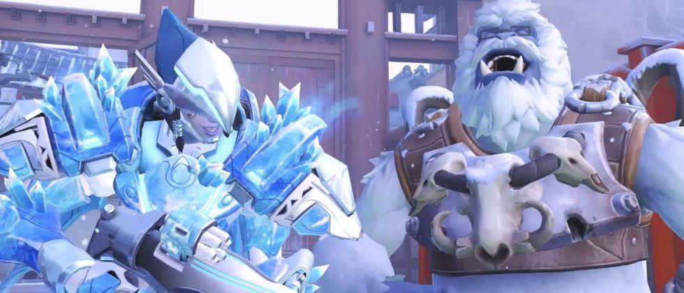 Overwatch's Winter Wonderland holiday event has begun