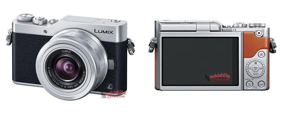 Panasonic GF9 images and GH5 specs leak ahead of CES 2017