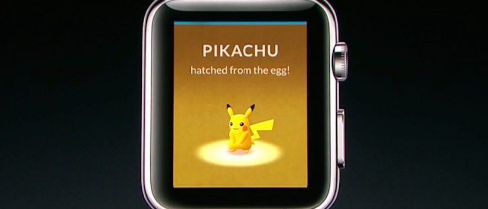 Pokemon GO for Apple Watch still on the way, Niantic promises
