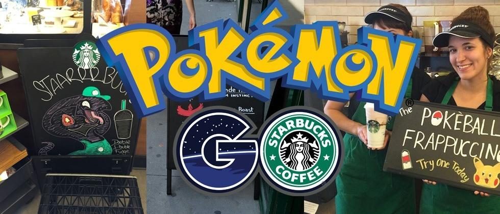 Pokemon GO Starbucks update news official: not quite Gen 2