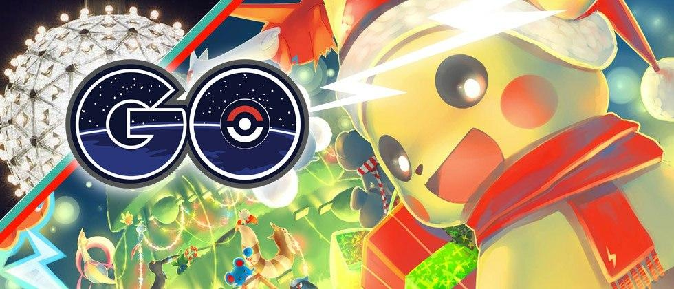 Pokemon GO Christmas event details leaked early