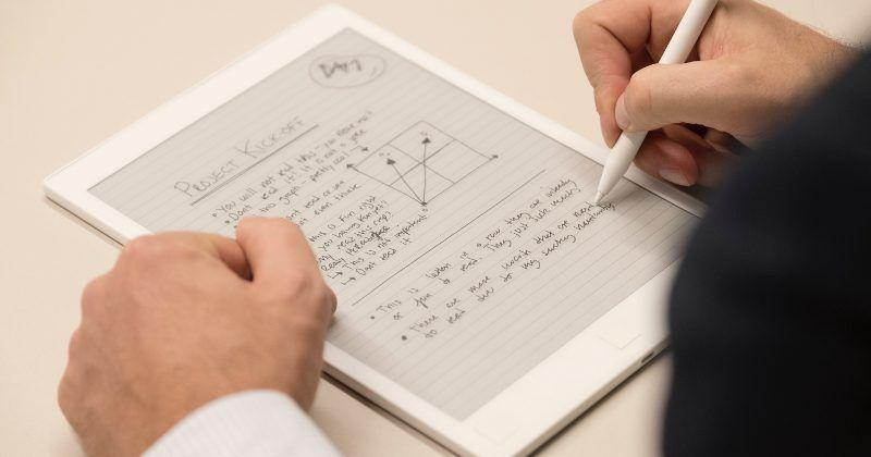 reMarkable e-paper tablet is a doodler's dream come true