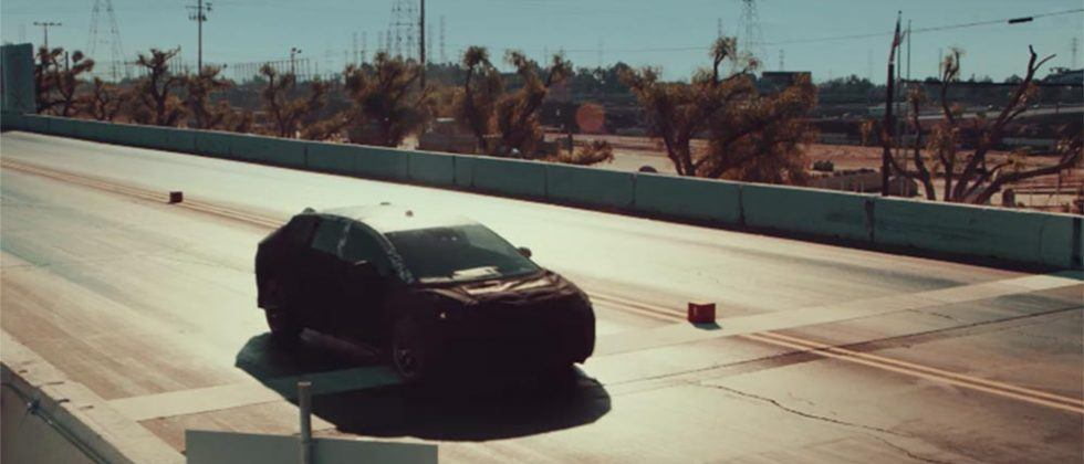 Faraday Future prototype beats Model X P100D to 60MPH in video