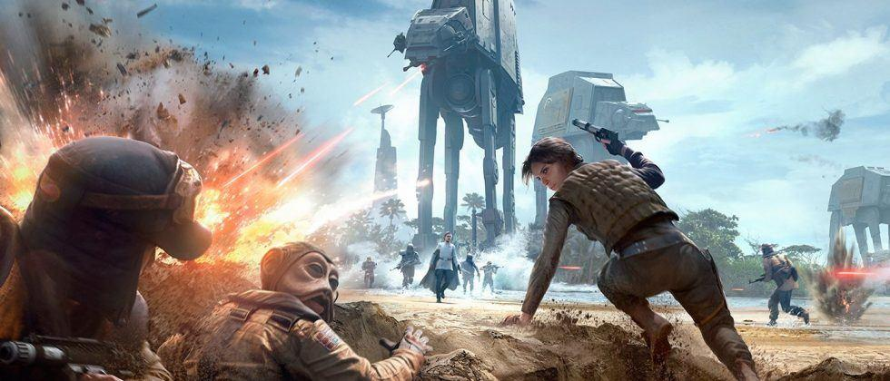 Star Wars: Battlefront goes free on Xbox One for EA Access members