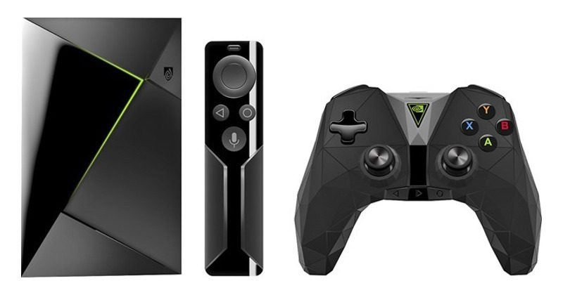 NVIDIA SHIELD Android TV to come in 2 sizes, new controller