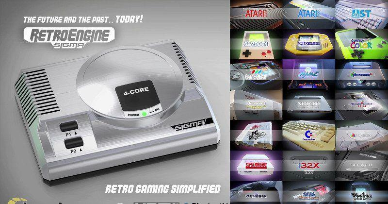 RetroEngine Sigma wants to cure your NES Classic hang-ups