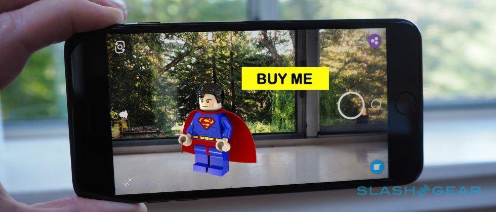 Snapchat could make Augmented Reality mass-market