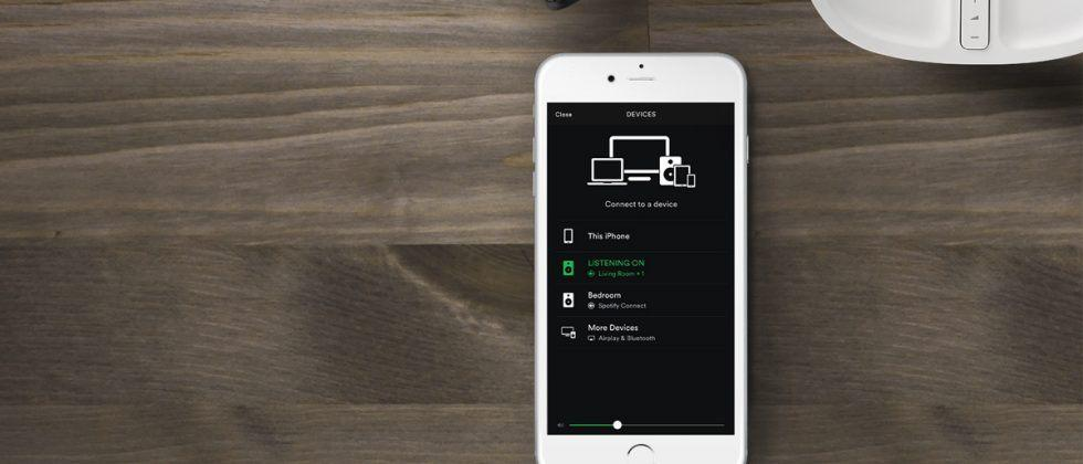 Sonos 7.0 arrives with full Spotify speaker control