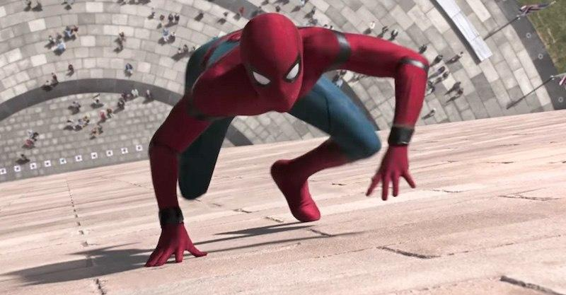 See the first Spider-Man: Homecoming trailer, featuring Iron Man and Vulture