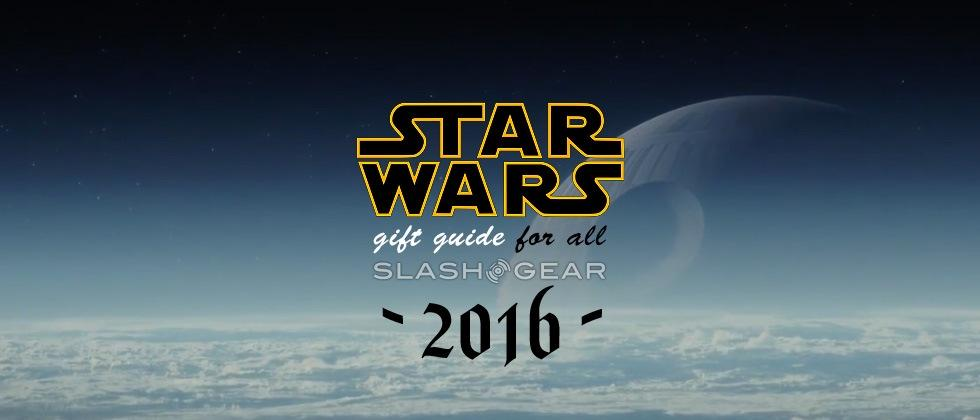 Star Wars Gift Guide 2016