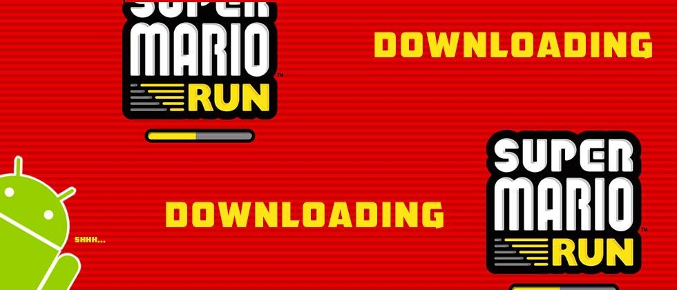 Super Mario Run release is live!